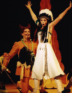 Petibon版的印第安公主