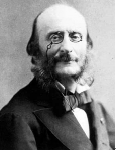 Jacques Offenbach(1819-1880)